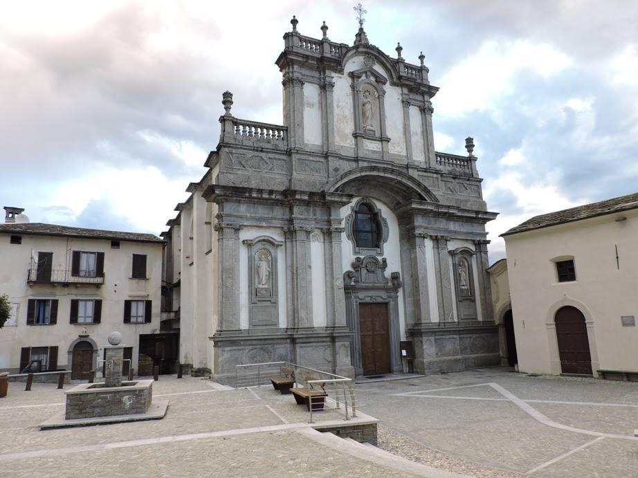 Caspano - Chiesa di San Bartolomeo - facade