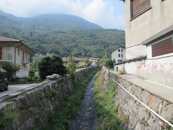 Cosio Valtellino - river