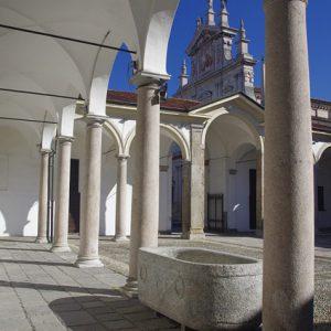 Certosa di Garegnano, interior (pic by Official Website http://www.certosadimilano.com/)