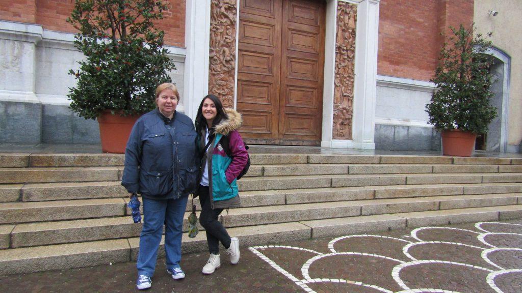 Milan: Roxana and Maura Ciccardi