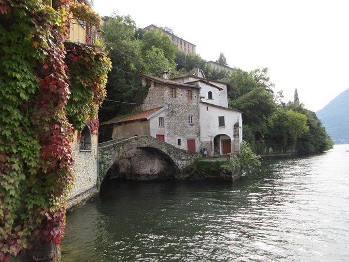 Nesso - the Roman Bridge
