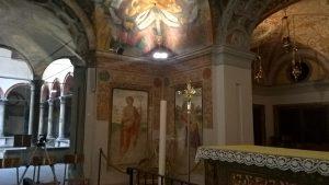 Milan: Santa Maria della Fontana