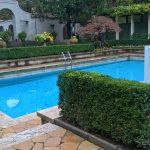 Villa Necchi Campiglio, the pool