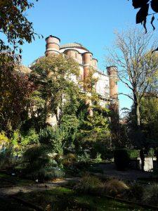 Milan: Botanical Garden Brera, pic by Kim Harding