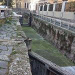 Porte Vinciane, Milan old canal. Pic by Kim Harding