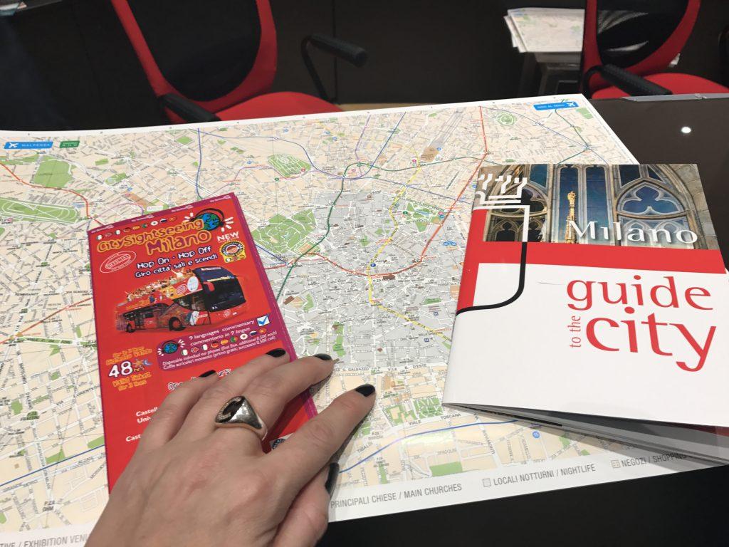 InfoPoint Milan Tourism