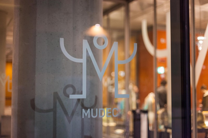 Mudec Museum, Milan - entrance