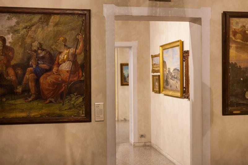 Palazzo morando museum of milan italia slow tour for Palazzo morando