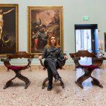 Lana at Pinacoteca di Brera, Milan