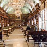Pinacoteca di Brera, Milan - Library
