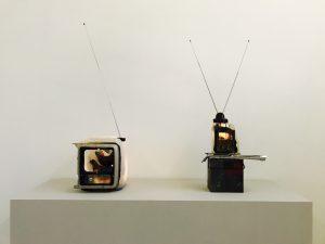 Prada Foundation, Kienholz Exhibit, pic by Chiara Assi