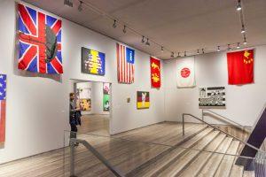 Prada foundation, William N Copley exhibit