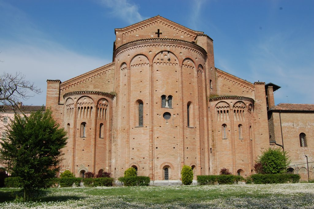 Nonantola Abbey