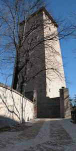 Nonantola, Bolognesi Tower