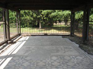 Libarna, Mosaic