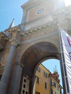 Chieri, the gate