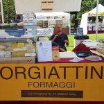 Borgiattino cheese