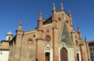 The Dome of Chieri