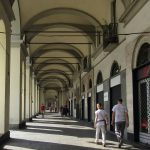 Turin, porticoes