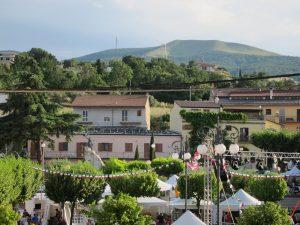 Festa time in Biccari