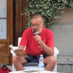 Franco Arminio reading one of his poems