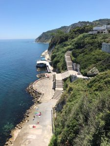 Ancona, Passetto view