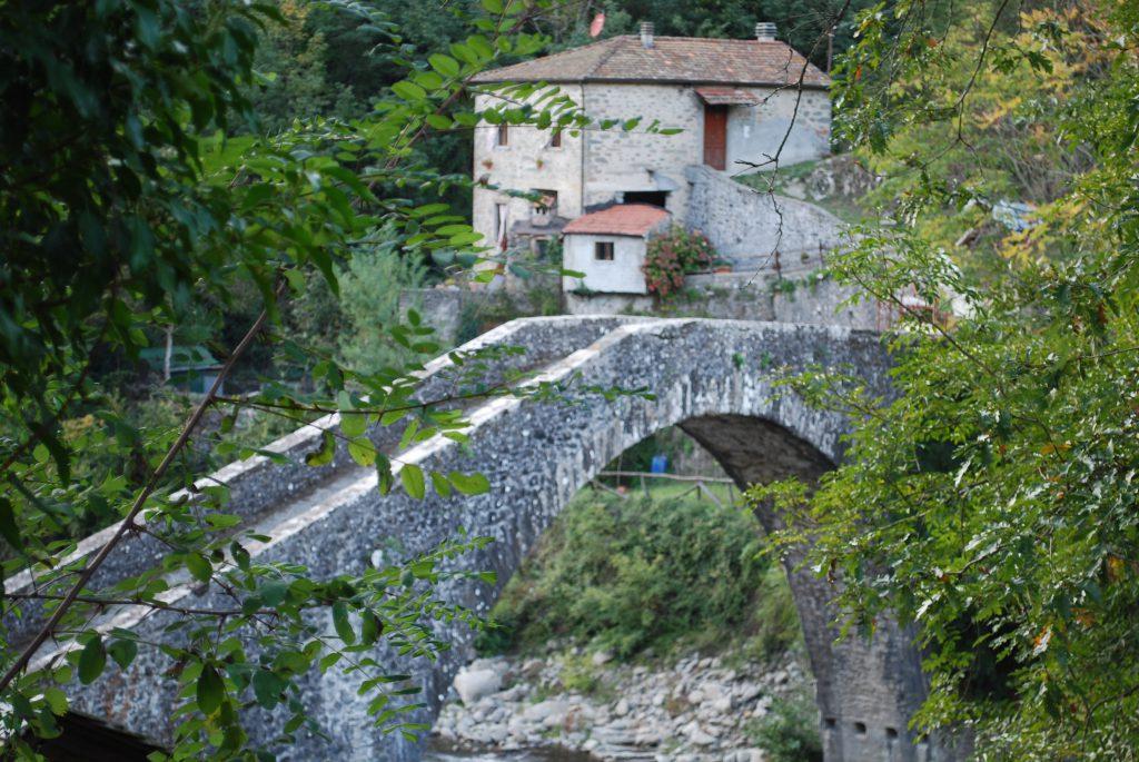 Pistoia, Castruccio bridge