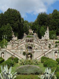 Villa Garzoni, Collodi