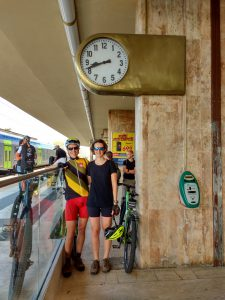 Railway station, Montecatini