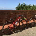 Cycling in Montecarlo