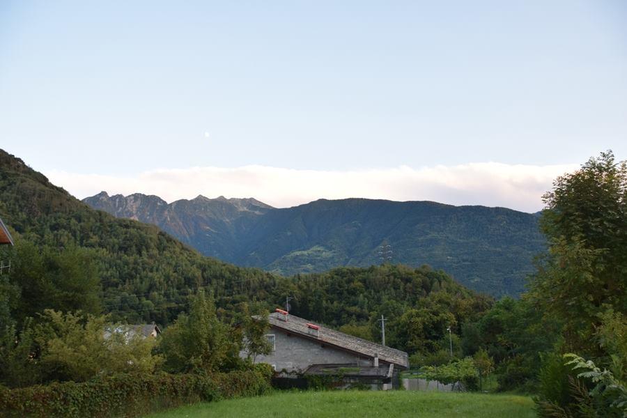 Dazio - the view from my veranda