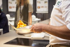 Making fresh pasta - FICO Eataly World