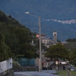 Regolido - view from Dazio