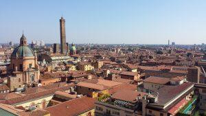 Bologna, view