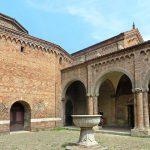 Bologna, St Stefano church