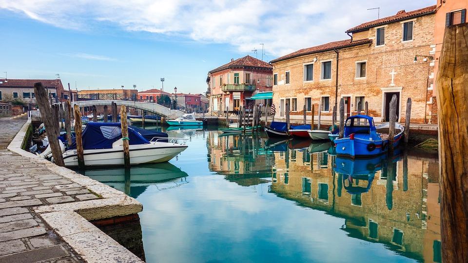 Murano Island, Venice Lagoon