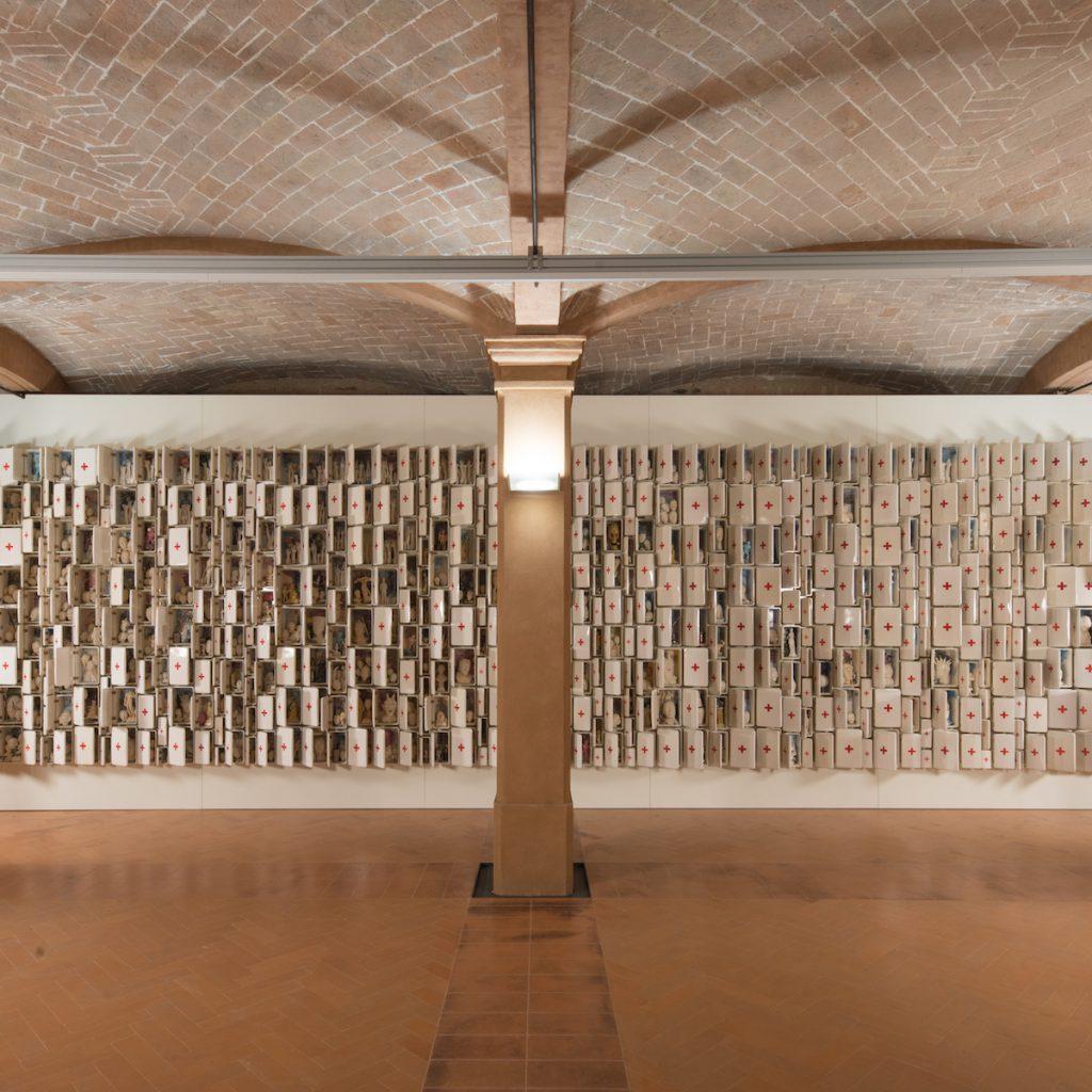 Museum Bertozzi & Casoni Composizione non finita-infinita