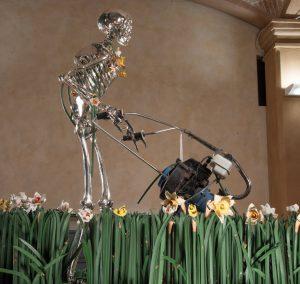 Museum Bertozzi & Casoni Madonna scheletrita