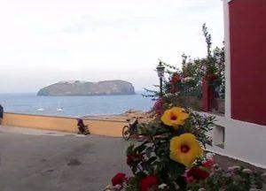 Ventotene view