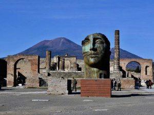 Vesuvius Natural Park - art