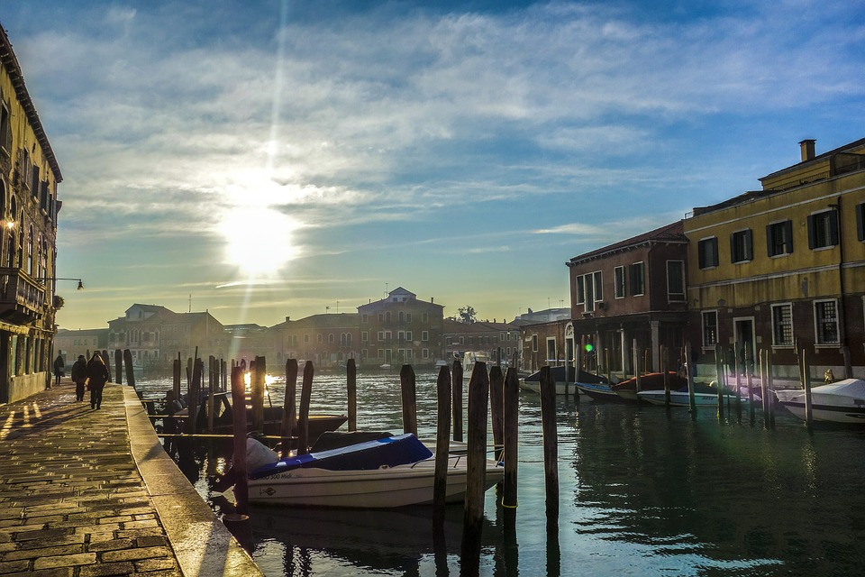 Venice Lagoon: Murano Island