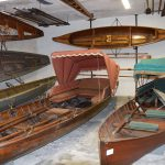 Museo della Barca Lariana, Vaporetos - water taxis
