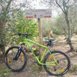 """""""Via della Fiaba"""" by bike"""
