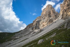 """On the """"Forcella del Sasso Lungo"""""""
