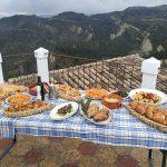 Aliano, the terrace - pic by Andrea Roveda