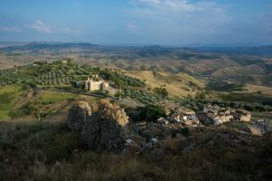 Basilicata, Craco - pic by Saverio Grippo