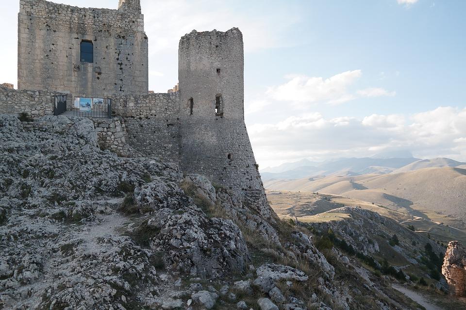Abruzzo: Rocca Calascio