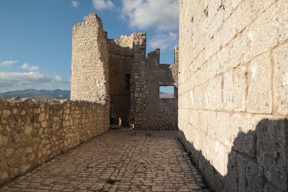 Abruzzo Rocca Calascio