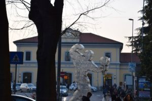 Pavia, railway station