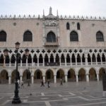 Venice - the Doge's Palace seen from Piazza San Marco
